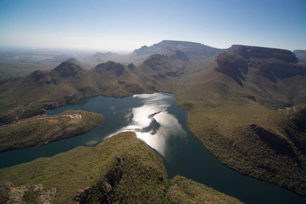Parc National de Blyde River Canyon