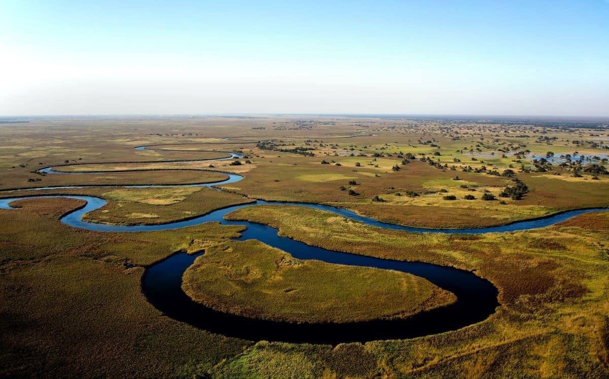 Deltra de l'Okavango