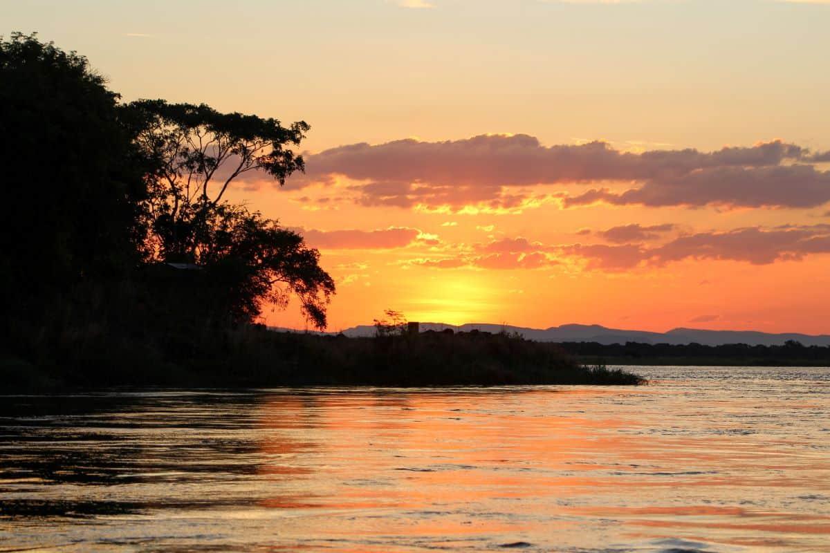 fleuve bas zambèze