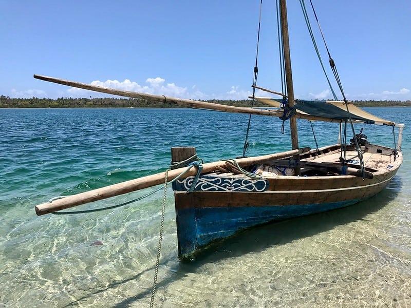 mafia island plage tanzanie