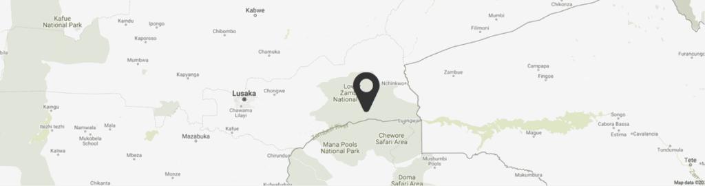 circuit zambèze