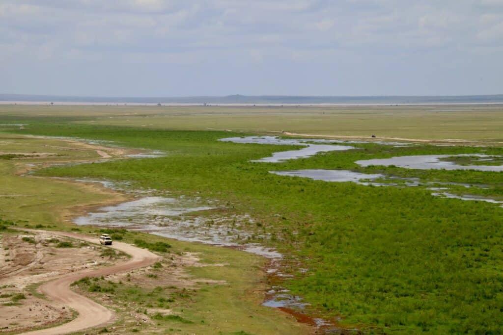 plaine de Liuwa