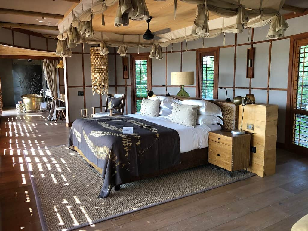 Mombo Camp - Chambres