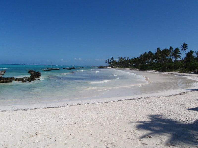 Matemwe plage Zanzibar