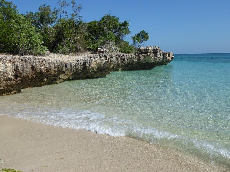 mbudya island plage tanzanie
